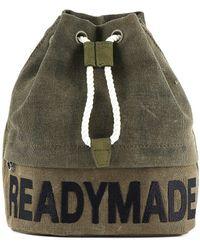 READYMADE Rope Sack - Green