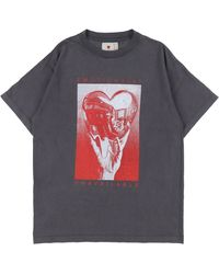 Emotionally Unavailable Ss Heart T - Gray