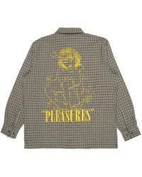 Pleasures Ignition Plaid Shirt - Multicolor