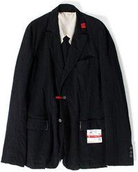 Maison Mihara Yasuhiro W/c Jacket / Blk - Black