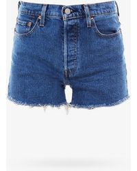Levi's Shorts - Blue