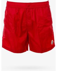 Moncler BOXER MARE - Rosso