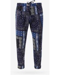 PT01 Trouser - Blue