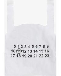 Maison Margiela Shoulder Bag - White