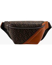 Fendi Belt Bag - Brown