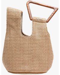 Cult Gaia Handbag - Natural