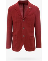 Lardini Blazer - Red
