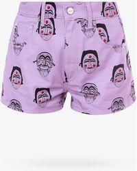 Kirin Shorts - Purple
