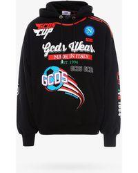 Gcds Sweatshirt - Black
