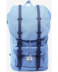 Herschel Supply Co. - Little America Foldover Backpack - Lyst