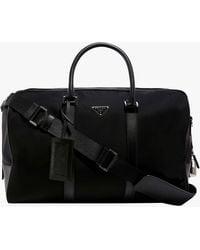 Prada Duffle Bag - Black