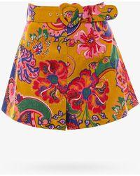 Zimmermann Shorts - Multicolour
