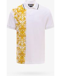 Versace Jeans Couture Polo Shirt - White