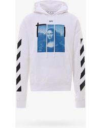 Off-White c/o Virgil Abloh Sweatshirt - White