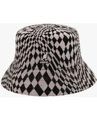 Kangol Hat - - Man - Black