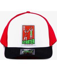 Starter Hat - - Unisex - Red