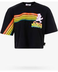 Gcds Care Bears Print T-shirt - Black