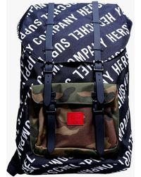 Herschel Supply Co. Herschel Little America - Blue