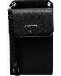 Prada - I-phone Case - Lyst