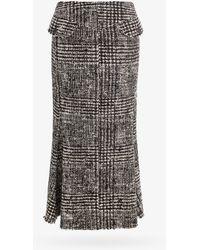 Erika Cavallini Semi Couture Skirt - Black