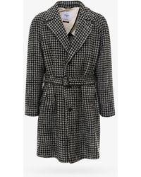 Paltò Coat - - Man - Grey