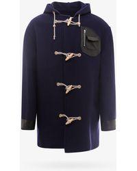 Maison Margiela Coat - Blue