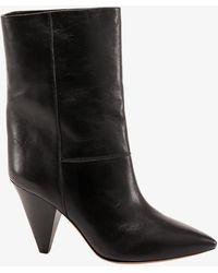 Étoile Isabel Marant Ankle Boots - Black