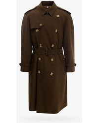 Burberry Trench - Green