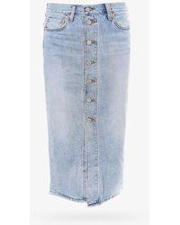 Levi's Skirt - Blue