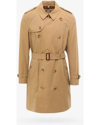 Burberry Trench - Natural