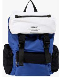 Ecoalf Backpack - Blue