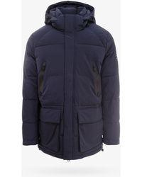 Ecoalf Jacket - Blue