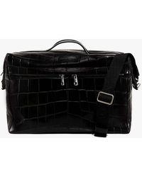 Alexander McQueen Duffle Bag - Black