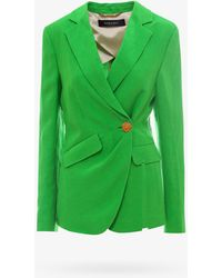 Versace GIACCA - - DONNA - Verde