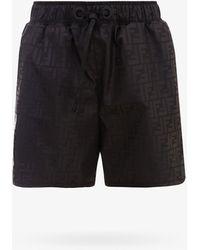 Fendi Shorts - Black
