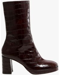 Miista Boots - - Woman - Brown