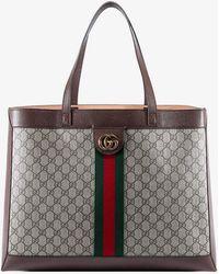 Gucci Tote Bag - Natural