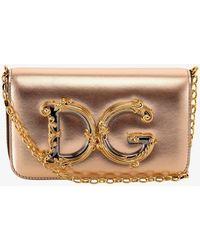 Dolce & Gabbana Dg Girls - Metallic