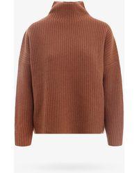 360 Sweater MAGLIA - Marrone