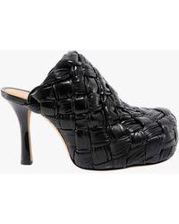 Bottega Veneta Bv Bold - - Woman - Black