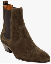 Closed Bruna Ankle Boots - Green