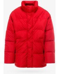 Balenciaga Jacket - Red