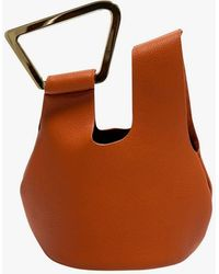 Cult Gaia Handbag - Brown