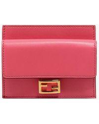 Fendi Card Holder - Pink