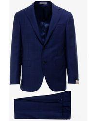 Corneliani Suit - Blue