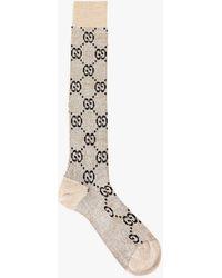 Gucci Socks - Natural