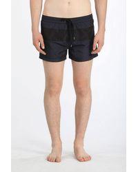 N°21 Swim Shorts - Blue