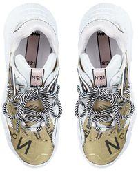 N°21 Billy Sneakers - White
