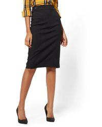 New York & Company - 7th Avenue - Modern Pencil Skirt - All-season Stretch - Lyst