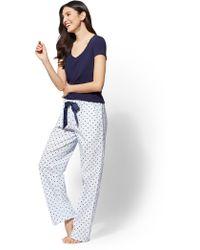 New York & Company - 2-piece Pajama Set - Lyst